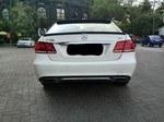 Mercedes Benz E Class Right Side View