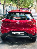 Hyundai I20 Active Rear Left Side Angle View
