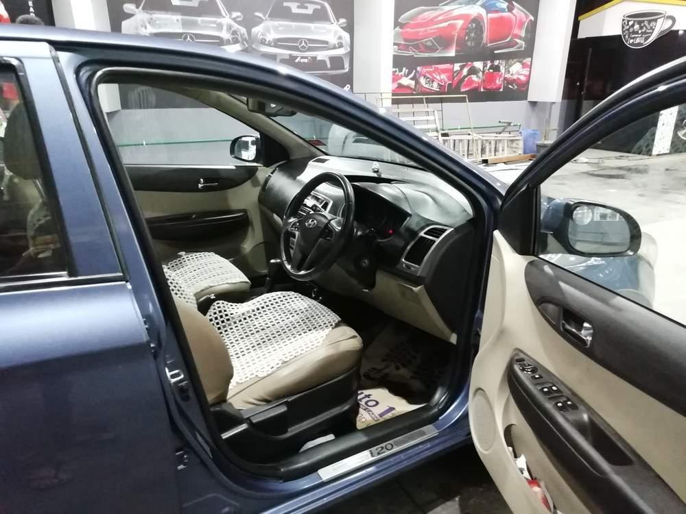 Hyundai I20 Left Side View
