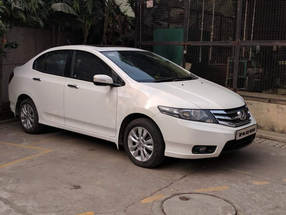 No Down Payment Auto Insurance >> Used Honda City 1.5 V MT AVN in Noida 2013 model, India at ...