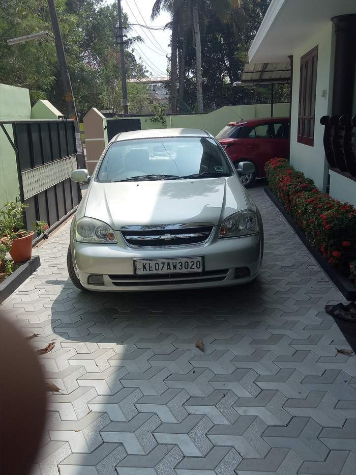 Used Chevrolet Optra 1.6 LS Elite in Kollam 2005 model ...
