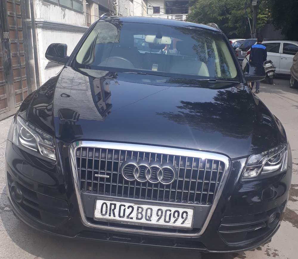 Used Audi Q5 2.0 TDI Quattro In New Delhi 2011 Model