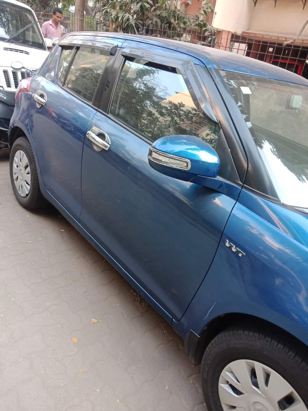Maruti Suzuki Swift Left Side View