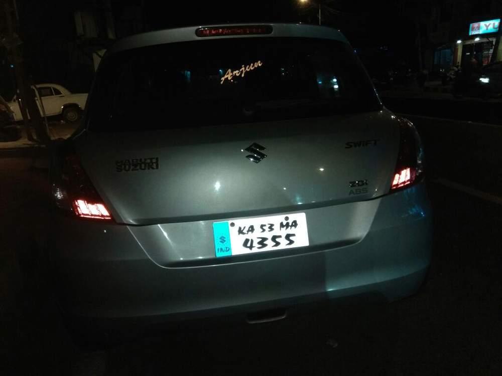 New Maruti Suzuki Swift Left Side View