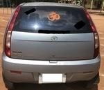 Tata Indica Vista Rear Left Rim