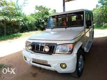 Used Mahindra Bolero Cars Second Hand Mahindra Bolero Cars For Sale