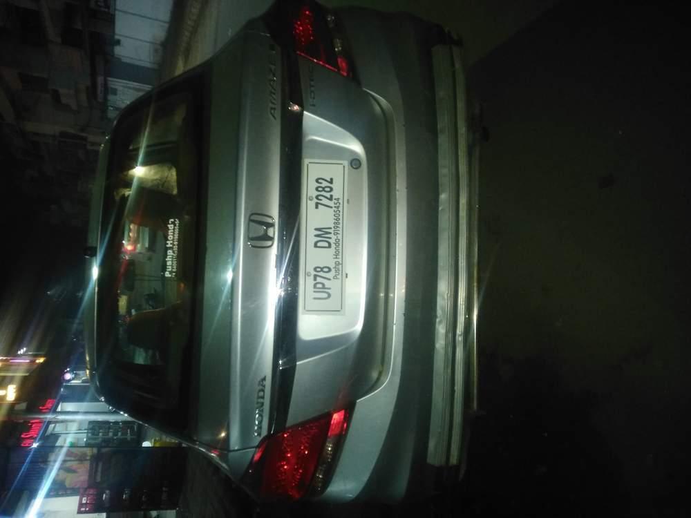 Honda Amaze Left Side View