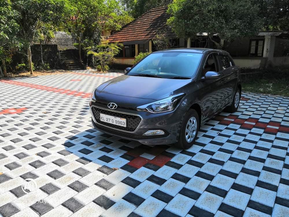 Used Hyundai Elite I20 1 2 Sportz Petrol in Pathanamthitta