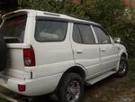 Tata Safari Front Left Rim