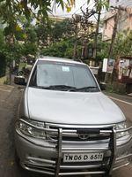 Tata Safari Dicor Hood Open View
