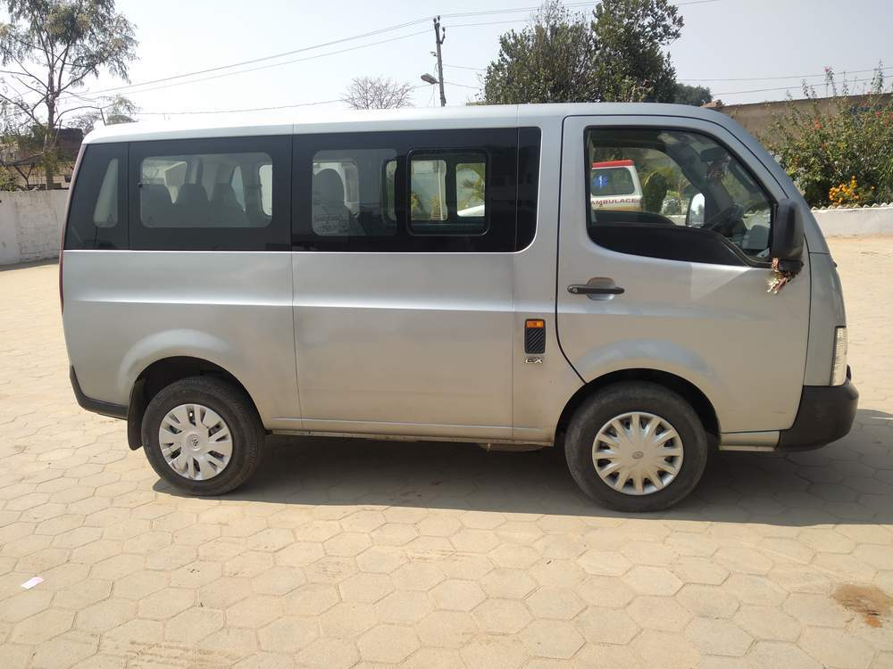 Tata Safari Dicor Front Left Rim