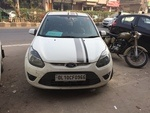 Ford Figo Rear Right Rim