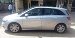 Mercedes Benz B Class Rear Left Side Angle View