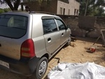 Maruti Suzuki Alto Rear Left Side Angle View
