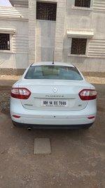 Renault Fluence Rear Left Rim