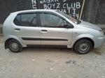 Tata Indica Rear Left Rim