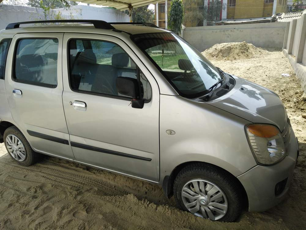 Maruti Suzuki Wagon R Left Side View