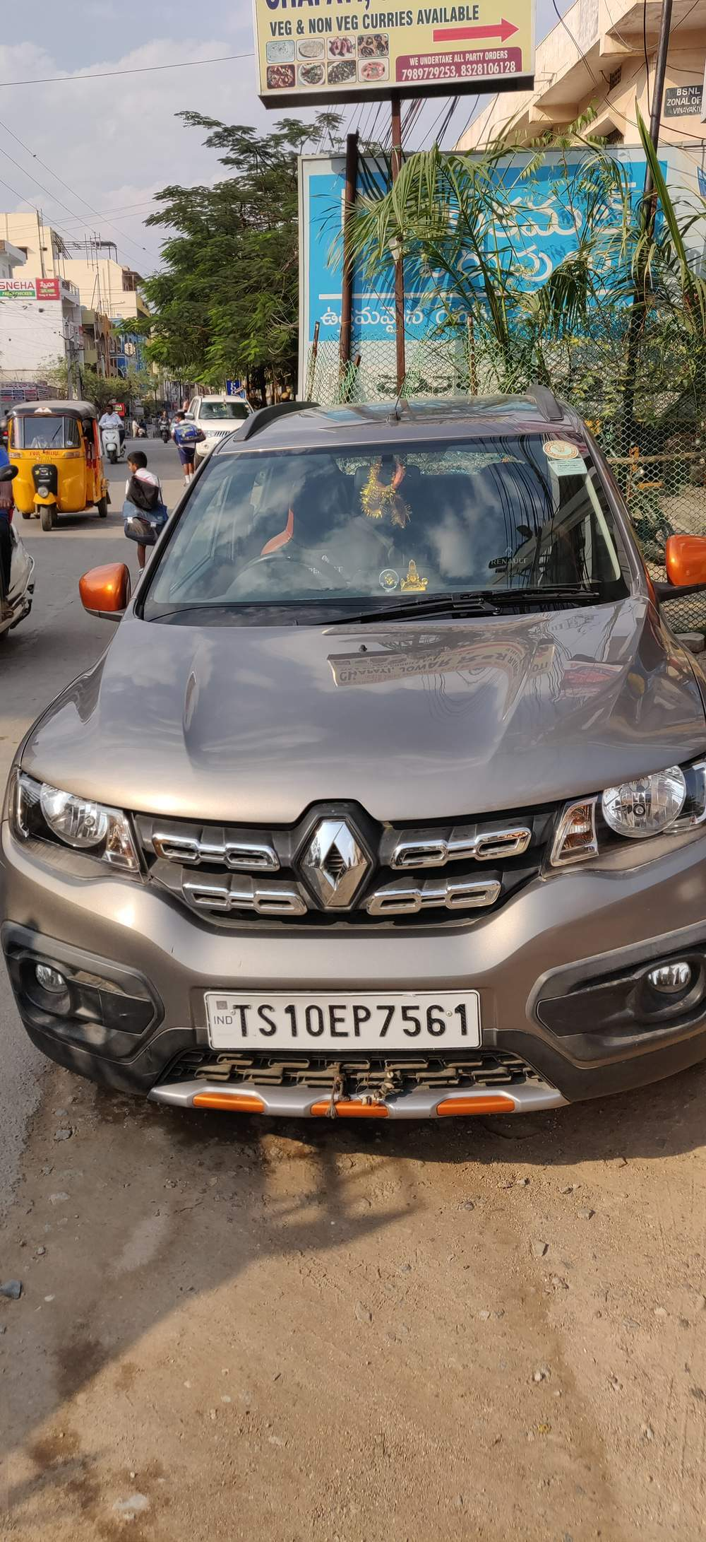 Used Renault Kwid Climber Amt In Hyderabad 2018 Model India At Best