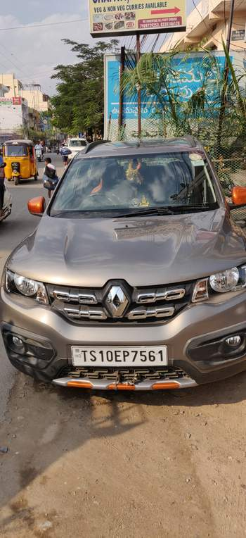 Used Renault Kwid Cars In Hyderabad Second Hand Renault Kwid Cars