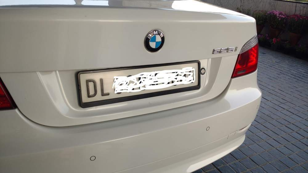 Used Bmw 5 Series 525i In New Delhi 2010 Model India At Best Price