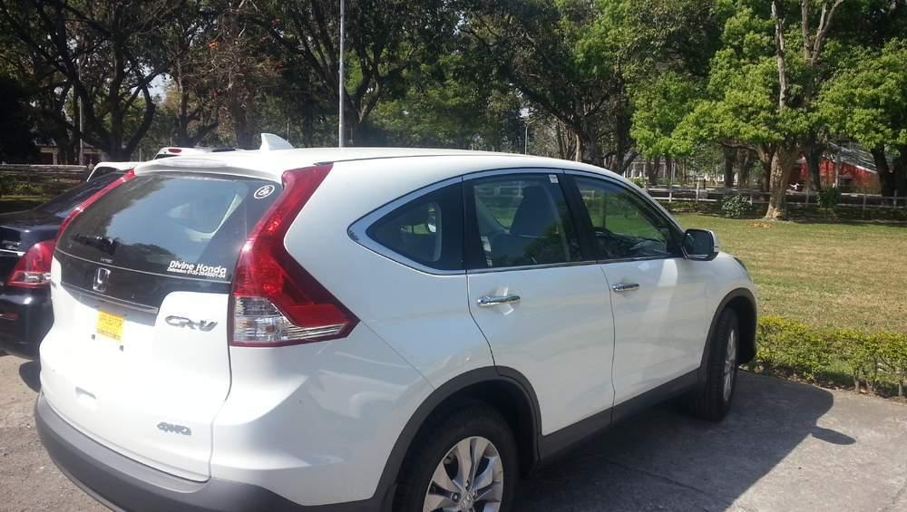 Honda Cr V Front Left Rim