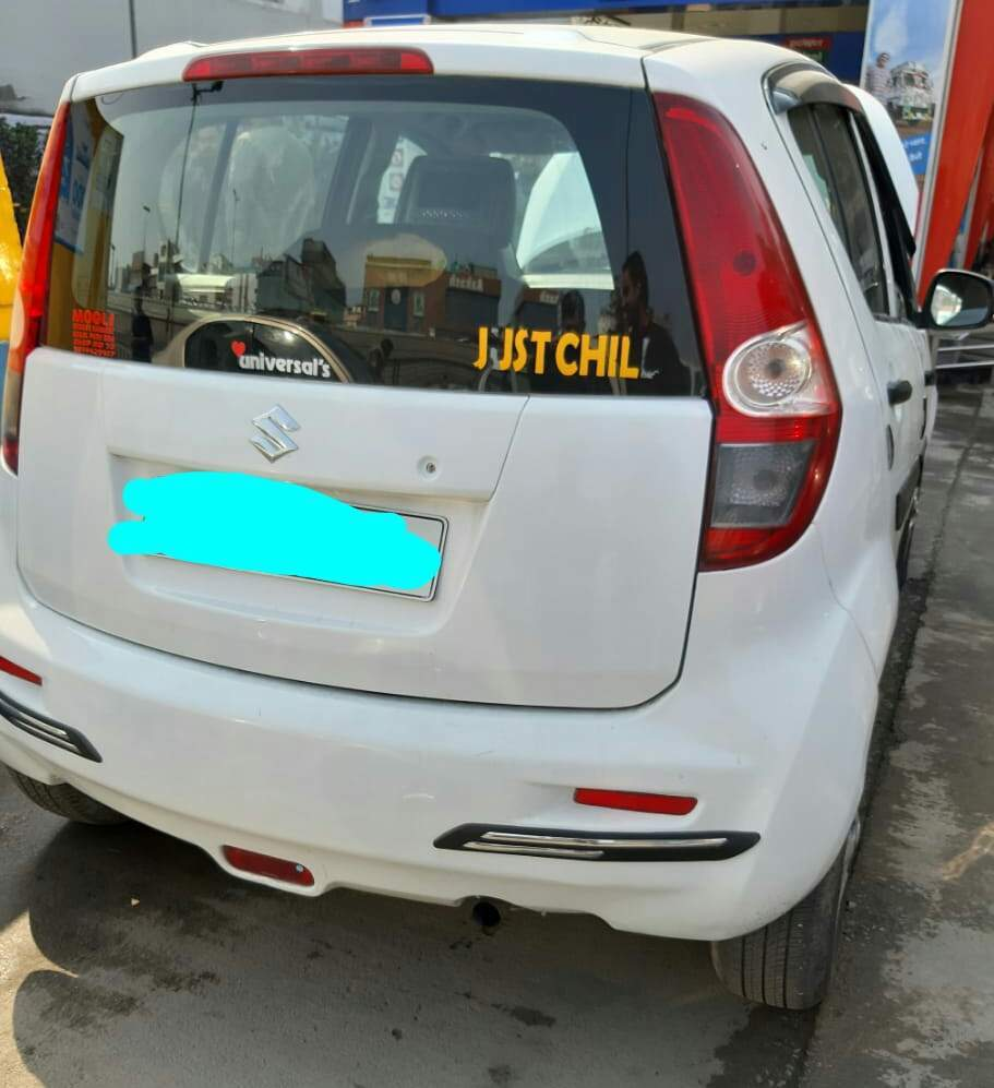 Maruti Suzuki Ritz Left Side View