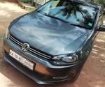 Volkswagen Polo Front Left Rim