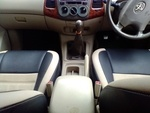 Toyota Innova Rear Right Side Angle View