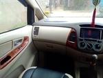 Toyota Innova Rear View