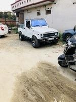 Maruti Suzuki Gypsy Front Left Rim