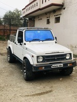 Maruti Suzuki Gypsy Rear Left Rim