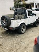 Maruti Suzuki Gypsy Rear Left Side Angle View