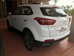 Hyundai Creta Rear View