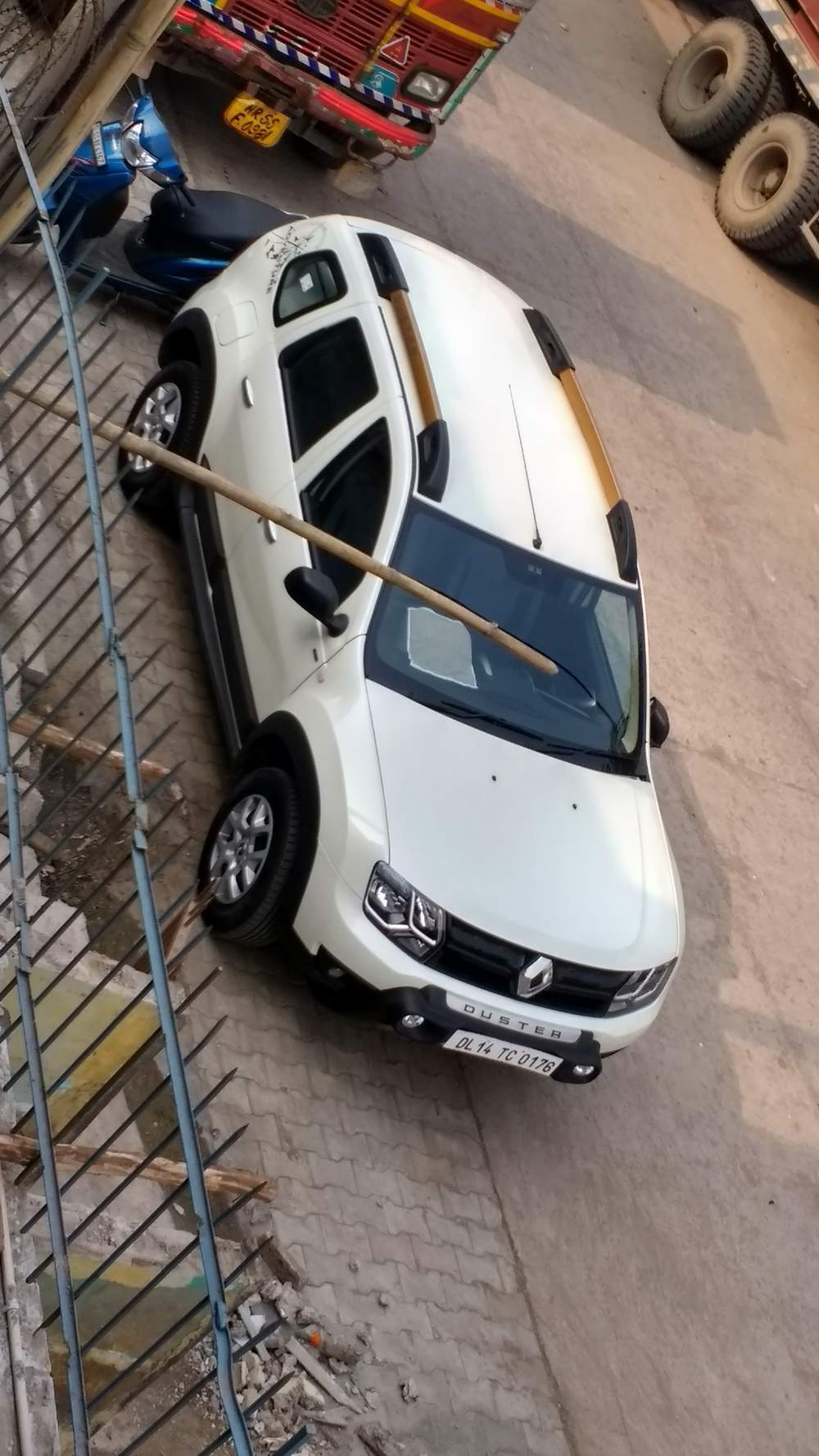 Used Renault Duster 85ps Rxe Diesel Adventure Edition In
