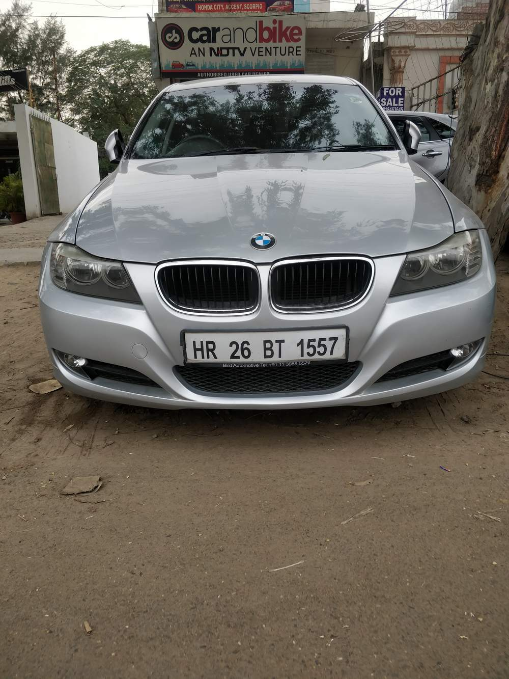 Bmw 3 Series Front Left Rim