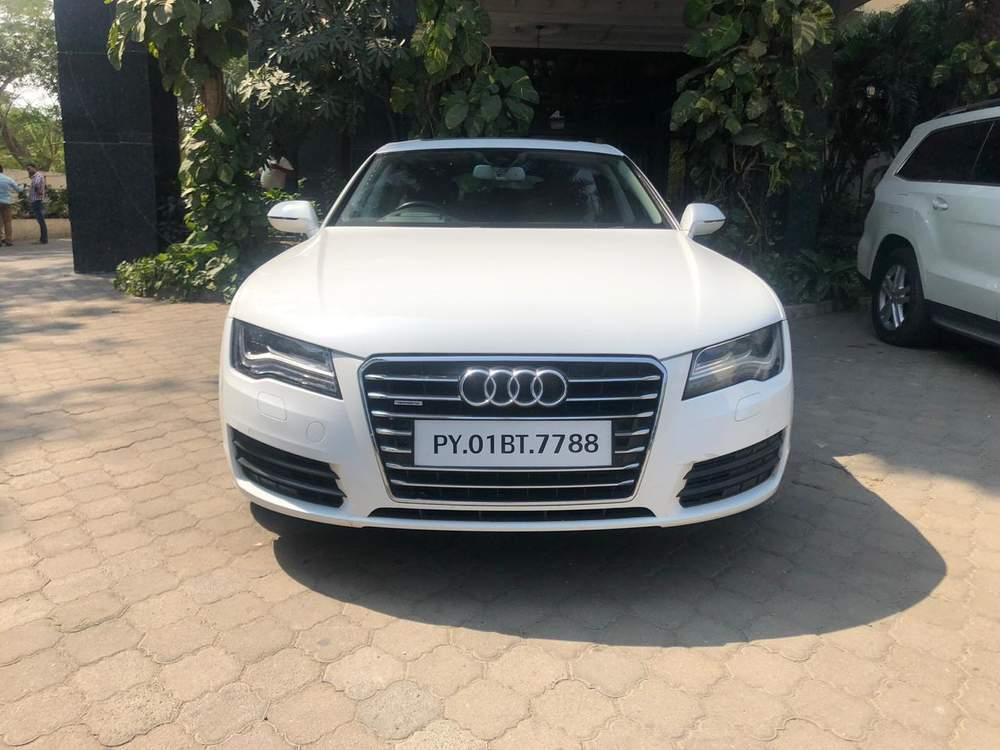Audi A7 Front Left Rim