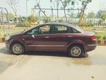 Fiat Linea Front View