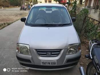 Used Hyundai Santro Xing Cars in Hyderabad - Second Hand Hyundai