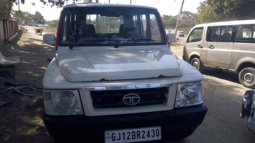 Tata Sumo Front Left Rim