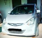 Hyundai Eon Front Left Rim