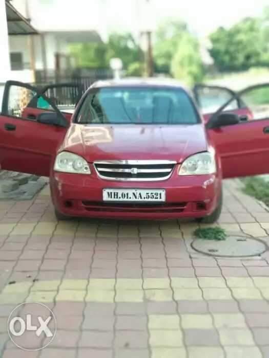 Chevrolet Optra Front Left Rim