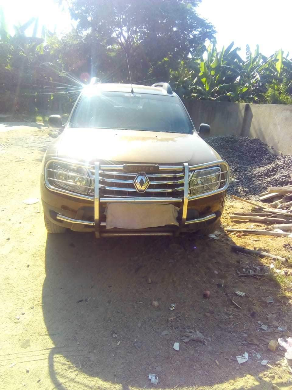 Renault Duster Front Left Rim