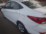 New Hyundai Verna Rear Left Rim