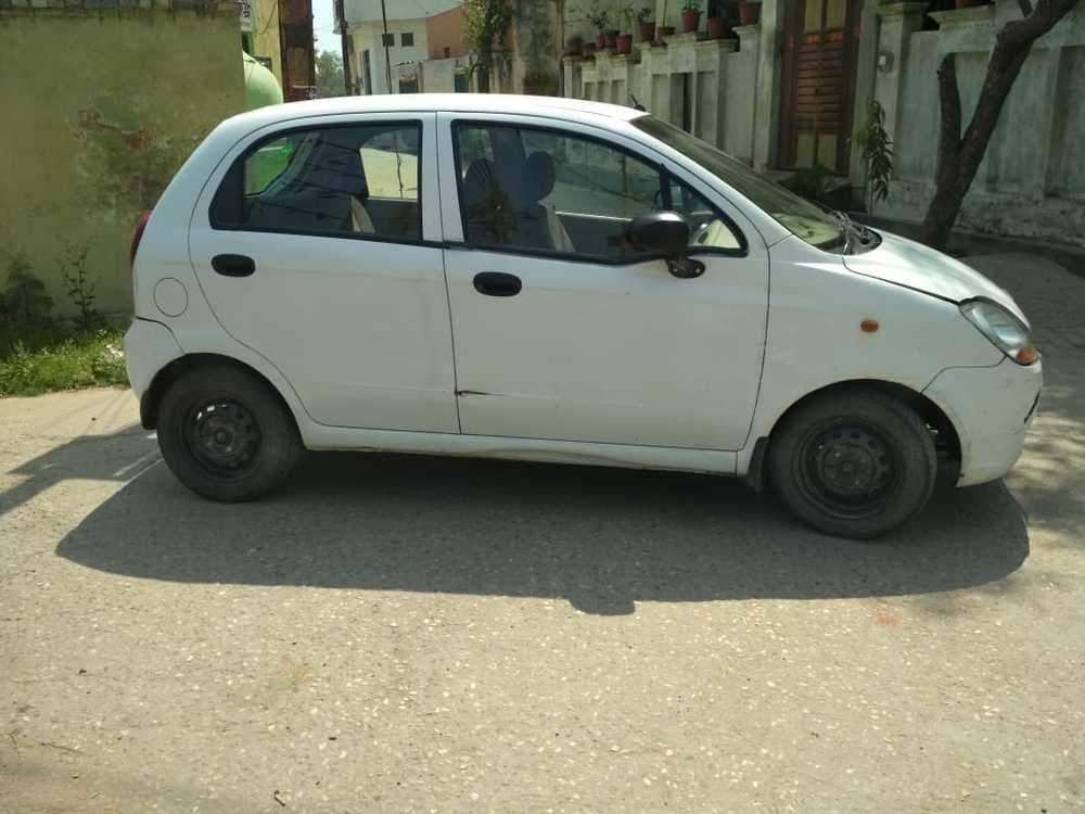 Chevrolet Spark Left Side View