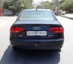 Audi A6 Rear Left Side Angle View