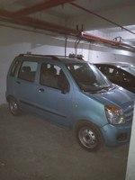 Maruti Suzuki Wagon R Rear Left Rim