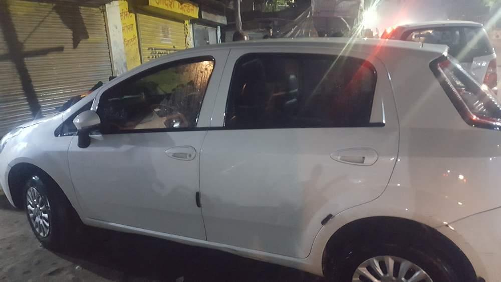 Fiat Punto Evo Front Left Rim