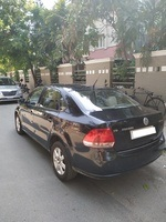 Volkswagen Vento Rear Right Side Angle View