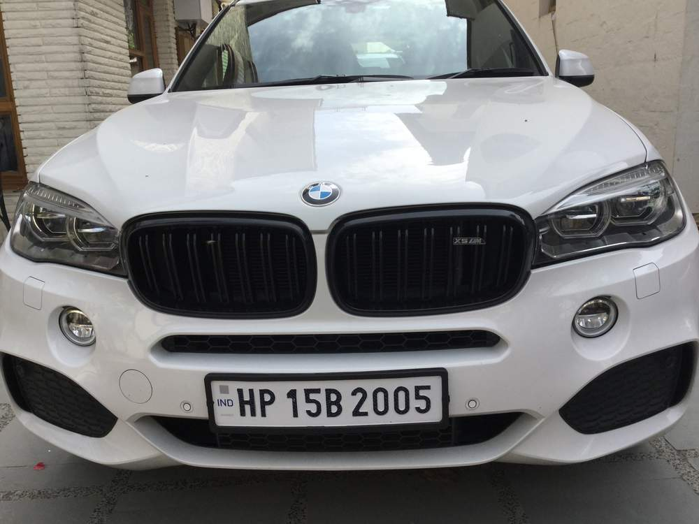 Used Bmw X5 Xdrive30d M Sport In Chandigarh 2018 Model