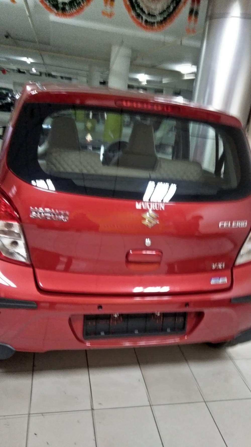 Maruti Suzuki Celerio Front Left Rim